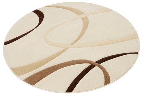 runder teppich beige teppich rund beige harzite