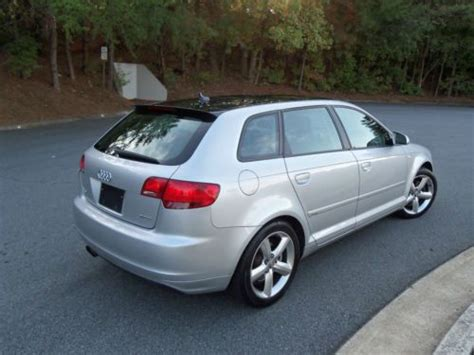sell used 2008 audi a3 s line 1 owner panoramic roof 6