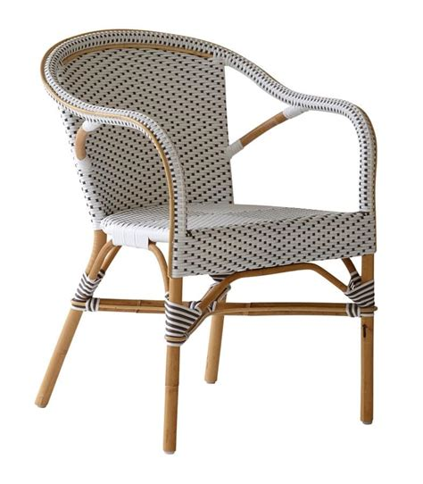 outdoor armchair woven chair for outdoor use made of rattan idfdesign