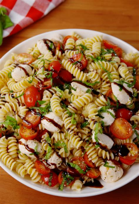 pasta sald 30 easy pasta salad recipes best ideas for pasta salads