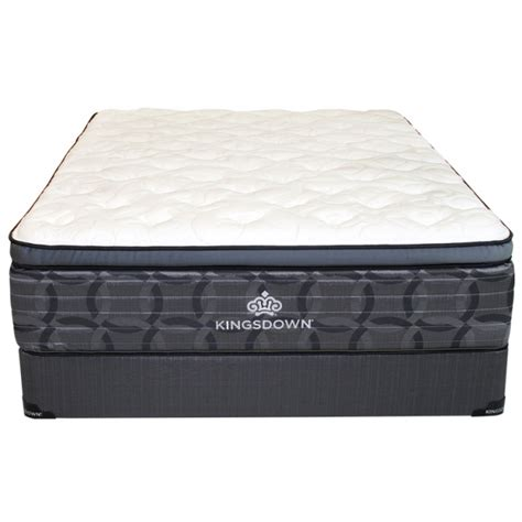 Mattress Kingsdown by Kingsdown Chardonnay Pillowtop Plush Mattress