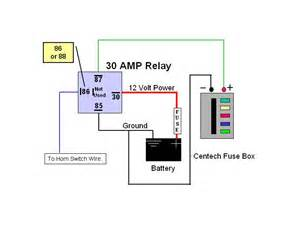 relay switch wiring diagram relay free engine image for