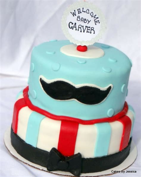 Baby Shower Mustache Cake by 1000 Images About Mustache Baby Shower On Bow