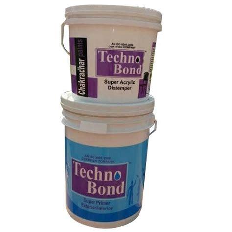 Acrylic Emulsion Paint Water Bond chakradhar paints chemicals v2 consultancy paint