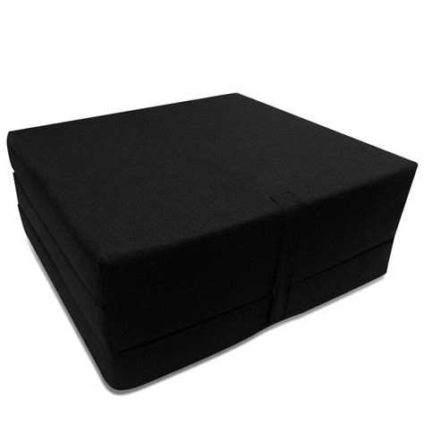 matratze 60 x 190 der schaumstoff matratze klappmatratze g 228 stebett schwarz