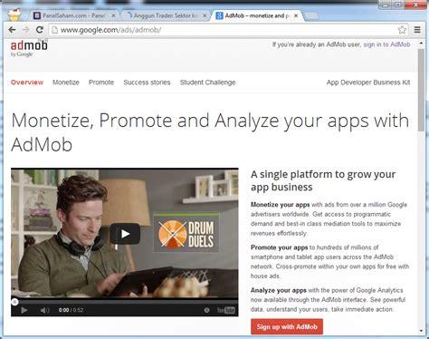 membuat aplikasi android dan menghasilkan uang tutorial pemrograman dan source code android web mobile