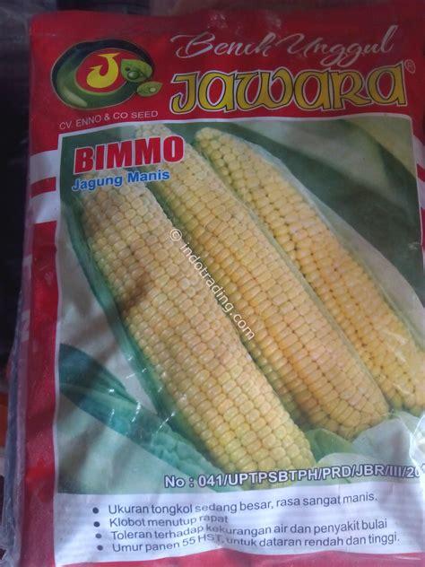 Bibit Jagung Dk 77 jual benih jagung manis jawara harga murah bogor oleh