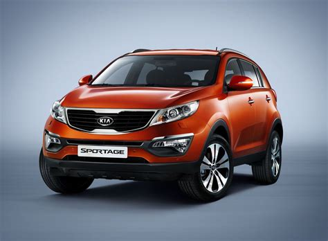 Kia Motors New Kia Sportage From Kia Motors Slovakia Attracts
