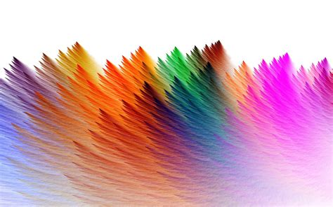 fond de bureau gratuit colorful feathers 259050 walldevil
