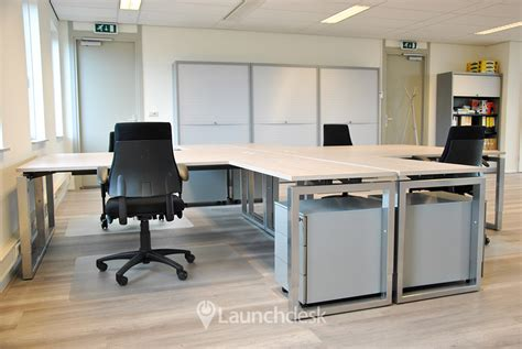 Workspaces At Krijn Taconiskade Amsterdam Ijburg Office Desk For Rent