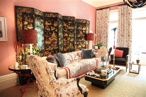 habitually chic alessandra brancas red hot living room