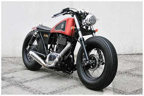 Suzuki 650 Single Cylinder Motorcycle 1988 Suzuki S40 Boulevard Studio Motor Pipeburn