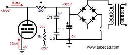 feedforward capacitor passive and active shunt regulators