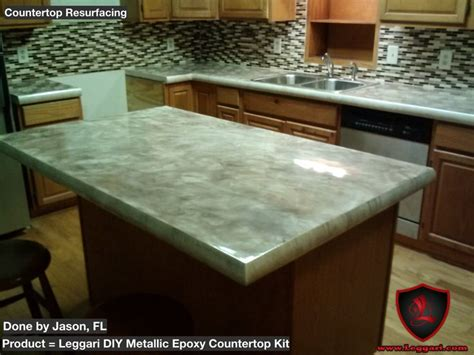 metallicepoxy countertop resurfacing kits