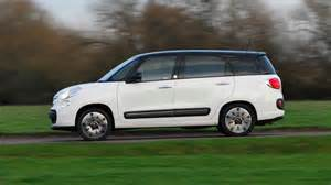 7 Seater Fiat 500 Fiat 500l Wagon Mpv Review Carbuyer