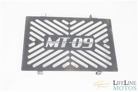 Grille Radiateur Mt 09 by Grille De Radiateur Yamaha Mt 09 Lifeline Motos