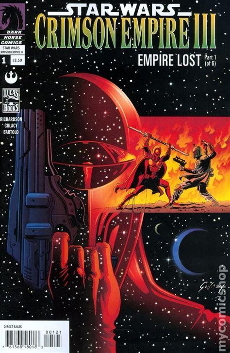 a war in crimson embers the crimson empire books wars comic books issue 1