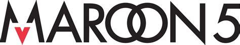 maroon 5 typography maroon 5 forum dafont