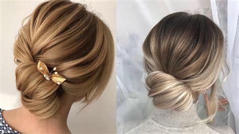 low bun hairstyles low bun hairstyles ideas 2018 valentines day hairstyles ideas