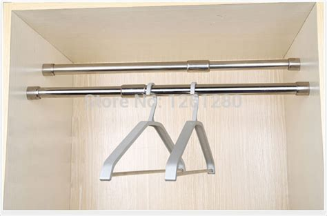 Adjustable Rail For Wardrobes aliexpress buy free shipping hanger furniture