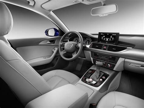 Audi A6 Interior At by 2017 Audi A6 Redesign Specifications And Release Date