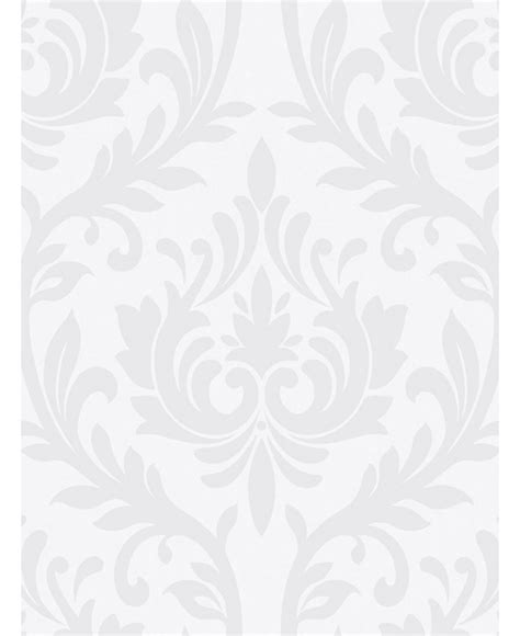 wallpaper grey damask arthouse lucca damask wallpaper silver and grey 891202