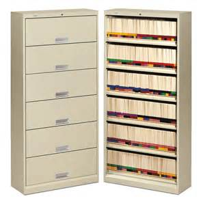 Locking Office Cabinet Hon Brigade Series End Tab Filing Cabinets Source Office
