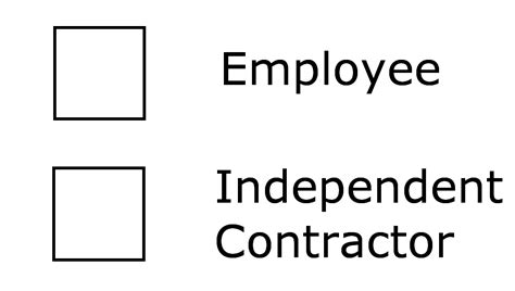 differences employee independent contractor what s the difference between an employee and an