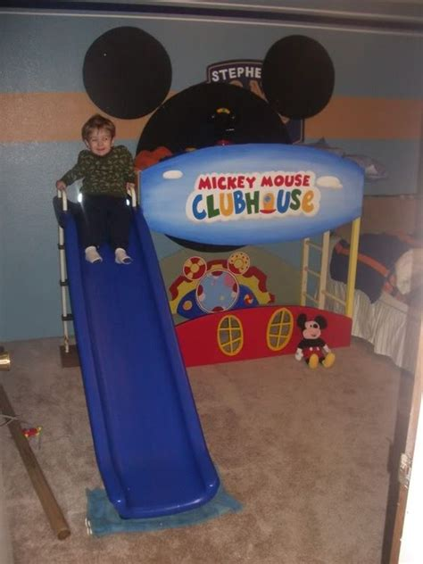 mickey mouse beds bunk beds for toddler boys made mickey mouse clubhouse toddler bunk bed on