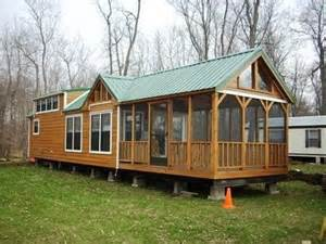 Small Mobile Homes Small Log Cabin Mobile Homes Found On