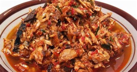 dijamin inilah 5 kreasi unik cara membuat nugget ayam cara membuat sambal ikan tongkol suwir pedas dan lezat