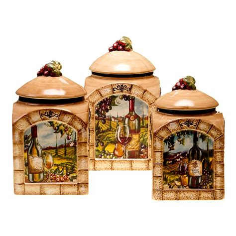 italian kitchen canisters best 25 tuscan style ideas on tuscany decor