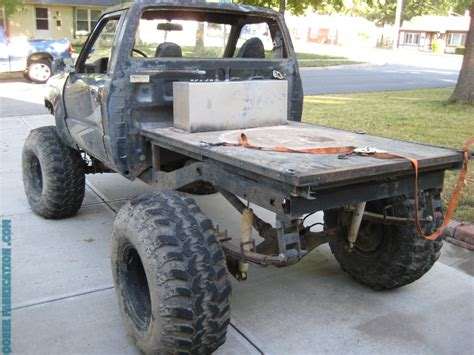 truck bed cage toyota truck bed cage