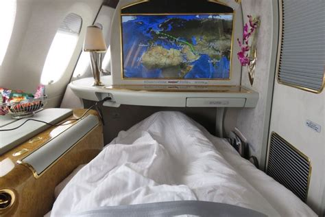 emirates first class a380 emirates airbus a380 first class flight review airlines