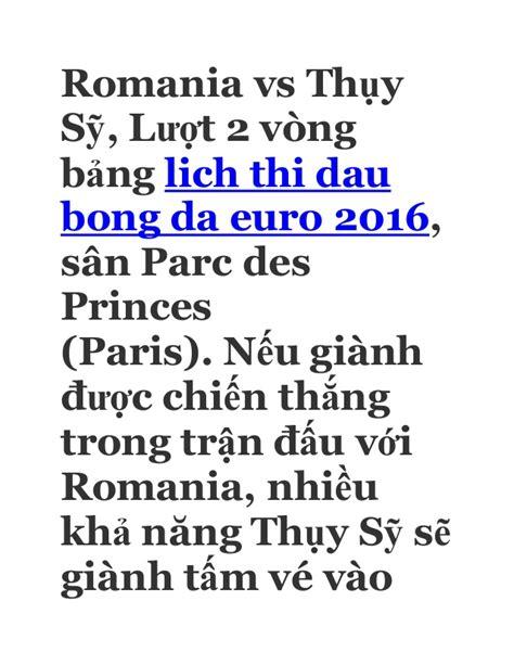 ket qua thuy si ket qua 2016 romania vs thuy sy