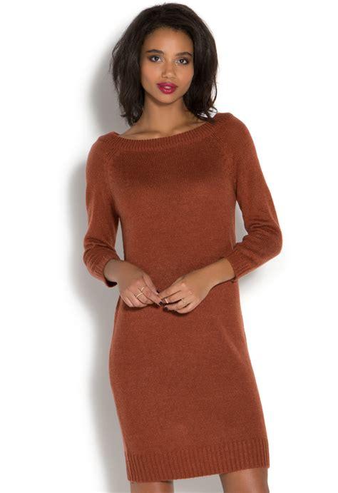 boat neck sweater dress boat neck sweater dress shoedazzle