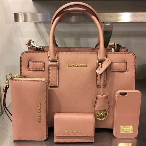 Fashion Bags Set 3in1 michael kor handbags for 2017 2018 purse and bag