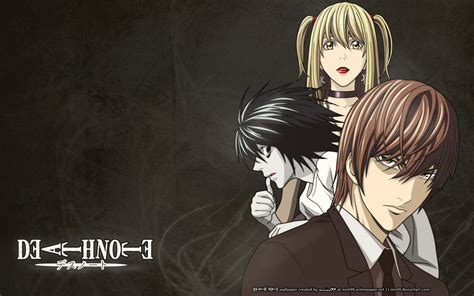 wallpaper anime death note death note free anime wallpaper site