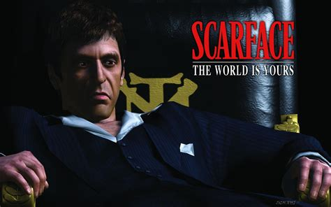 wallpapers scarface the world is yours ps2 1 of 2