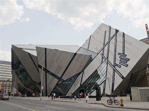 Address Lookup Ontario Canada Archikey Buildings Royal Ontario Museum