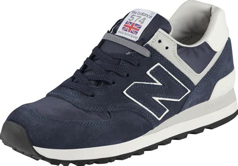 New Balance2 new balance ml574 shoes blue grey