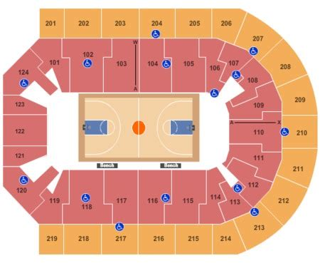 ford center seating chart carrie underwood denny sanford premier center tickets and denny sanford