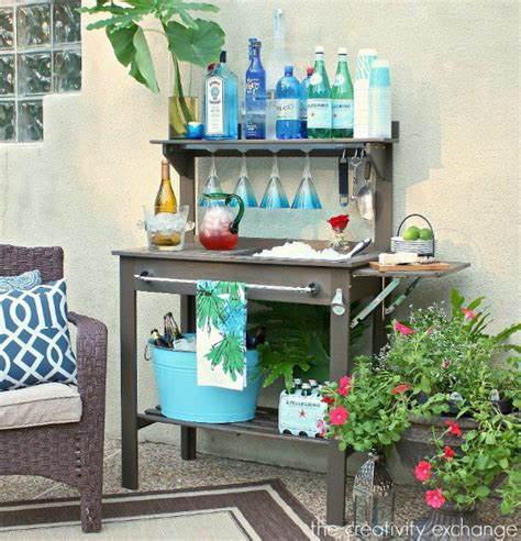 inexpensive potting bench my five favorite diy projects driven by decor