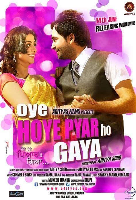film oyes info movie poster for oye hoye pyar ho gaya flicks co nz