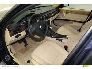 beige interior 2008 bmw 3 series 328i sedan photo