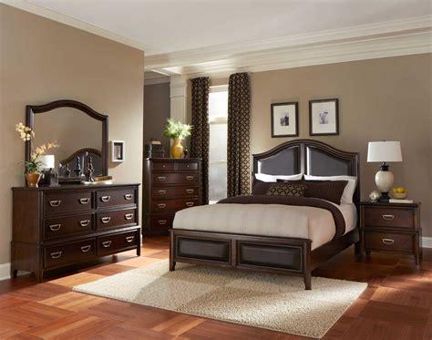 free bedroom set homelegance beaux low profile bedroom set with vinyl