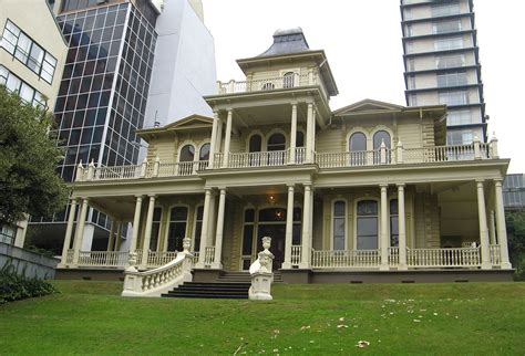 building style edwardian architecture