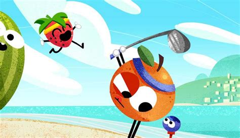 doodle to play celebrates olympics 2016 with doodle fruit