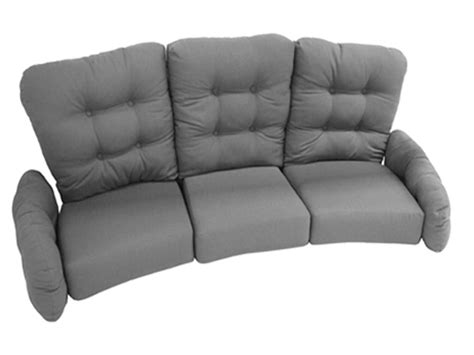 couch back cushion replacement meadowcraft vinings replacement sofa seat back patio