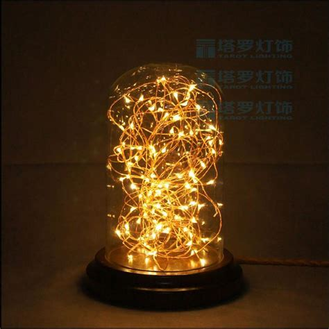 romantic mantianxing led decoration small table lamp
